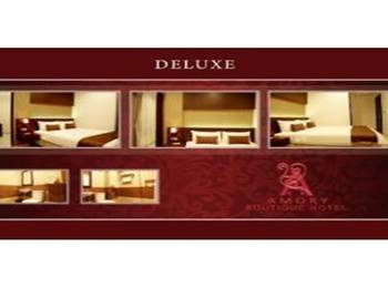 Amory Boutique Hotel Sumedang - Deluxe Room Regular Plan