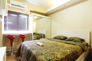 The Suite Metro by MM-Property Bandung - Studio Superior Room Only NR Min. Stay
