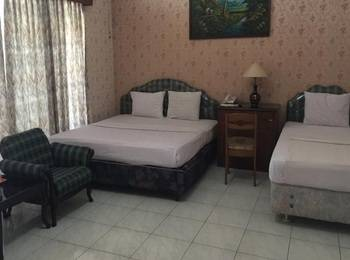 Palapa Hotel Purwokerto - Family Room (3 Person) Special Deal