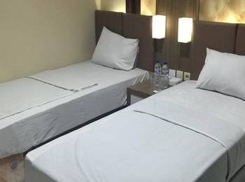 Palapa Hotel Purwokerto - Superior Twin Room Regular Plan