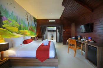 Ergon Pandawa Hotels & Resorts Lombok - Deluxe Room Only 20% - Flat Promo