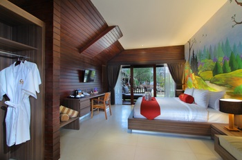 Ergon Pandawa Hotels & Resorts Lombok - Deluxe Double or Twin Room Regular Plan
