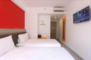 Amaris Hotel Malioboro - Smart Room Twin Staycation Offer Room Only Regular Plan