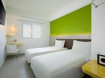 Amaris Hotel Malioboro - Smart Room Twin Regular Plan