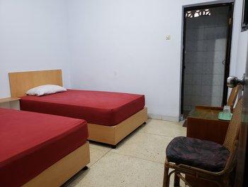 Wisma Kita Makassar Makassar - Twin Room Regular Plan