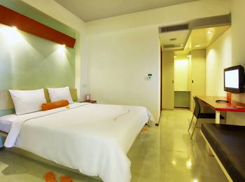 HARRIS Hotel Tuban - Transit Rate Max. 7 Hours with meal for 1 person New Normal Deal 15%