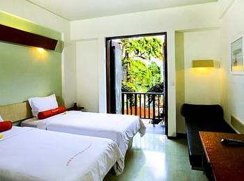 HARRIS Hotel Tuban - Transit Rate Max. 7 Hours New Normal Deal 15%