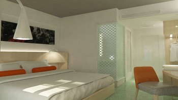 HARRIS Hotel Tuban - Harris Unique with Breakfast for 1 person New Normal Deal 15%