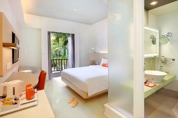 HARRIS Hotel Tuban - Harris Unique Room Only TAUZIA GREAT SALE