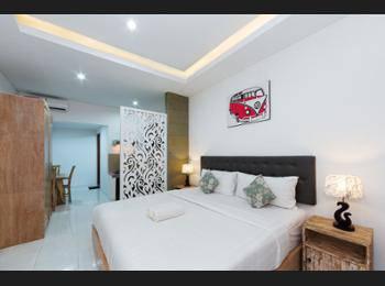 Odika Lovina House and Villa Bali - Design Studio Suite, 1 Bedroom