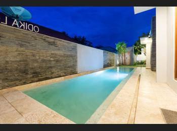 Odika Lovina House and Villa Bali - Vila, 1 kamar tidur (Pool)