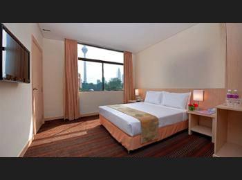 Ancasa Express @ Pudu Kuala Lumpur - Standard Room (Room Only) Hemat 10%