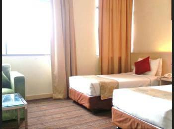 Ancasa Express @ Pudu Kuala Lumpur - Superior Room Pesan lebih awal dan hemat 15%