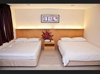 Signature Hotel KL Sentral - Executive-4 Suite Hemat 55%