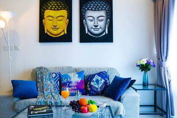 Cozy Meditative Corner in KL City