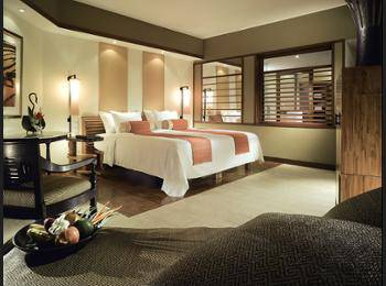 Grand Hyatt Bali - Room, 2 Twin Beds Regular Plan