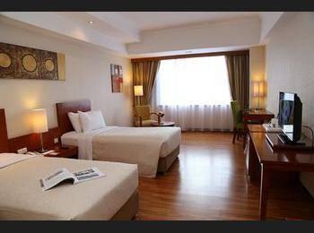 Century Park Hotel Jakarta - Kamar Deluks Regular Plan