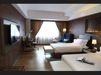 Century Park Hotel Jakarta - Kamar Twin Premium Regular Plan