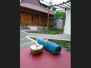 Villa Kinagu Lombok - Kamar Keluarga Regular Plan