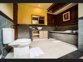 Buana Tirta Ubud Villa Bali - Luxury Villa, 1 Bedroom, Garden View Penawaran kilat: hemat 38%