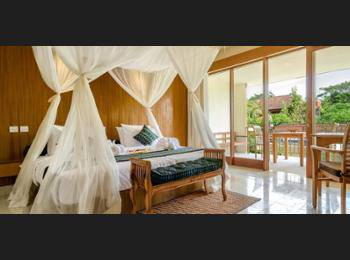 Sapodilla Ubud Bali - Sapodilla Suite Room Regular Plan