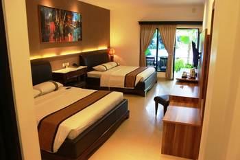 The GRAND PALACE Hotel - YOGYAKARTA Yogyakarta - Executive Room (4 Pax) Regular Plan