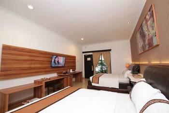The GRAND PALACE Hotel - YOGYAKARTA Yogyakarta - Executive Room Regular Plan