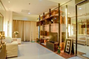 2 Bedrooms Apartment at Sahid Residence by Travelio