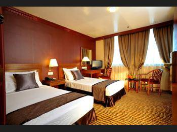 Oxford Hotel Singapore - Superior Triple Room Regular Plan