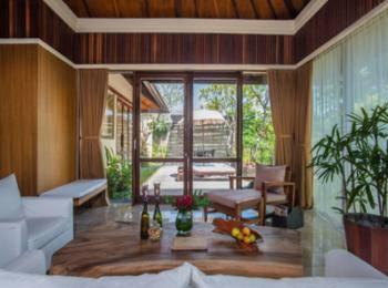 Komaneka at Rasa Sayang Bali - Vila, 1 kamar tidur, pemandangan kebun (Rooftop) Hemat 20%