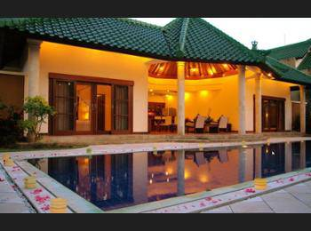 Bali Emerald Villas Sanur - 2 Bedroom Villa & Pool Regular Plan