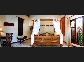 Bali Emerald Villas Sanur - 1 Bedroom Villa & Pool Regular Plan