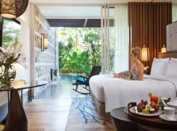 Sofitel Bali Nusa Dua Beach Resort Bali - Kamar Mewah, 2 Tempat Tidur Twin, akses ke kolam renang (Club Millesime Access) Regular Plan