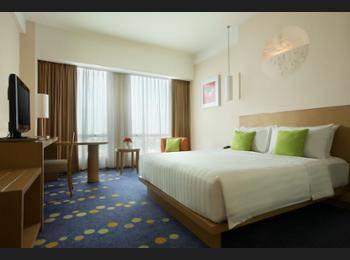 Novotel Bandung - Kamar Superior, 1 Tempat Tidur King Regular Plan