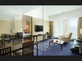 Novotel Bandung - Suite Junior, 1 Tempat Tidur King Regular Plan