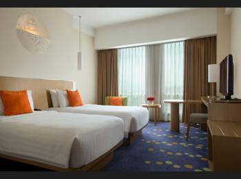 Novotel Bandung - Premier Room Regular Plan