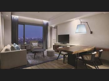 Shangri-la Surabaya - Horizon Executive, Kamar, 1 Tempat Tidur King Regular Plan