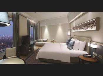 Shangri-la Surabaya - Executive Room, 1 King Bed Regular Plan
