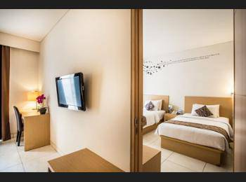 The Tusita Hotel Bali - Kamar Deluks Hemat 50%