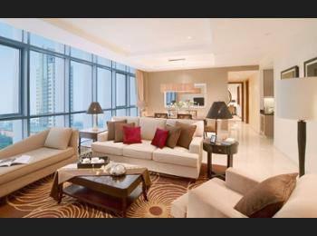 Oakwood Premier Cozmo Jakarta - Two-Bedroom Executive Apartment Regular Plan