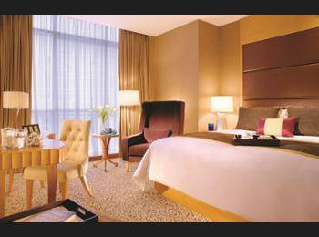Oakwood Premier Cozmo Jakarta - Suite Deluks, 1 kamar tidur Hemat 20%