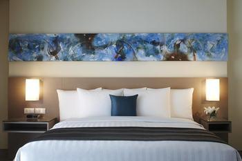 Courtyard by Marriott Bali Nusa Dua - Deluxe Room, 1 King Bed, Balcony Regular Plan