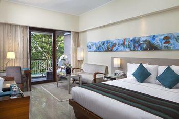 Courtyard by Marriott Bali Nusa Dua - Deluxe Room, Balcony, Pool View (Deluxe Upper Floor) Regular Plan