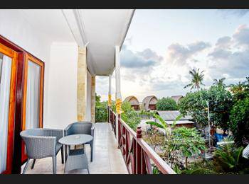 Nyuh Gading Home Stay Lembongan - Superior Double Room, 1 King Bed, Ocean View Hemat 30%