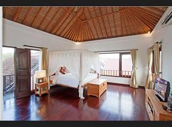 The Junno Villa Canggu - Vila, 5 kamar tidur, kolam renang pribadi Pesan lebih awal dan hemat 20%