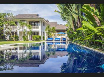Montigo Resorts Seminyak - Suite Junior (2 Single Beds) Regular Plan