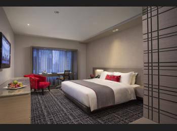 Carlton Hotel Singapore - Executive Room Diskon 32%