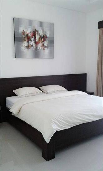 D' Kubu Pratama Nusa Dua - Deluxe Double Room Regular Plan