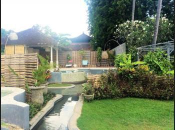 Lilin Lovina Beach Hotel Bali - Vila, 2 kamar tidur, tepi pantai Hemat 50%