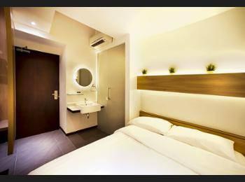 Hotel NuVe Singapore - NuVe Basic Diskon: 28%